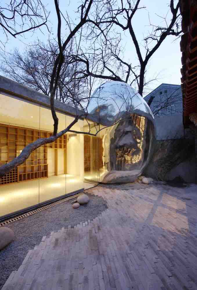 Beijing's Extraordinary Projects: Hutong Bubble