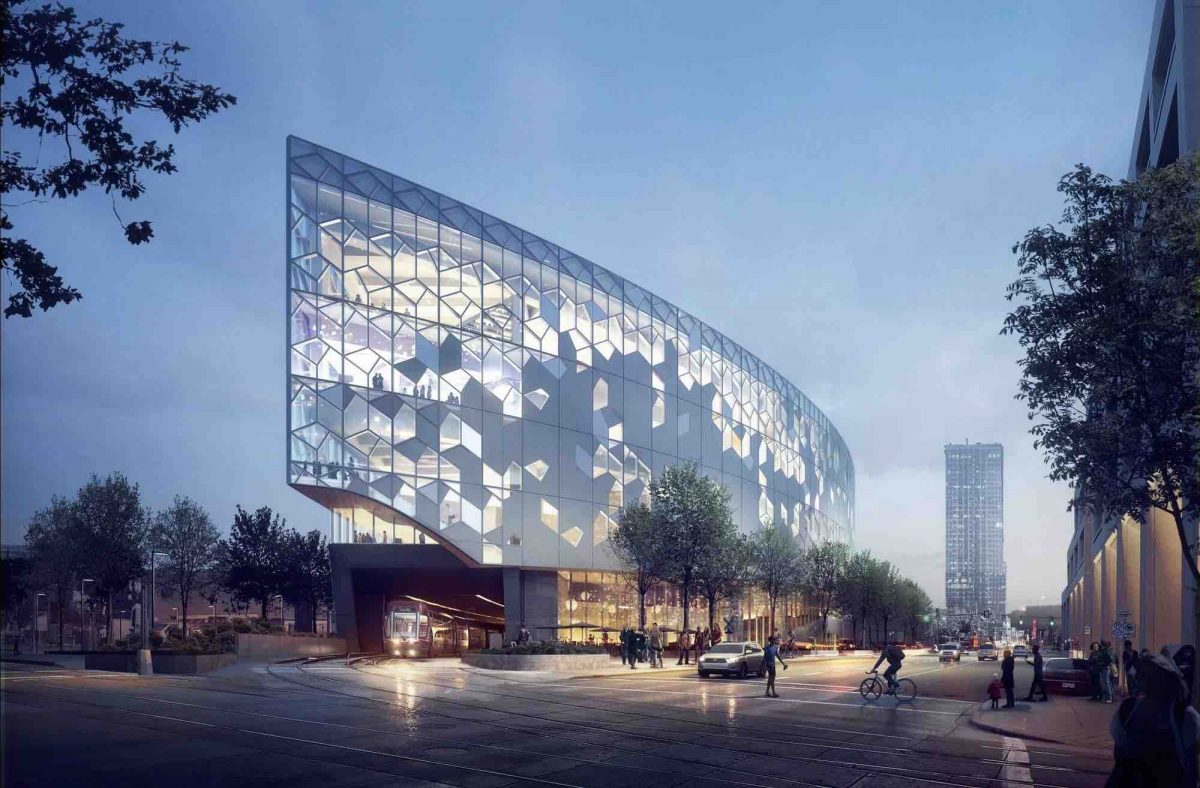 Snøhetta Unveils Final Design for Calgary's Central Library