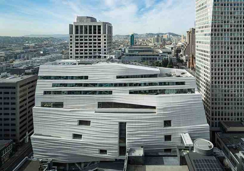 The San Francisco Museum of Modern Art